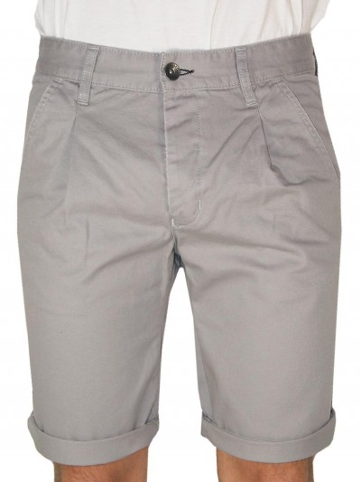 Dr Denim Grey Chino Short