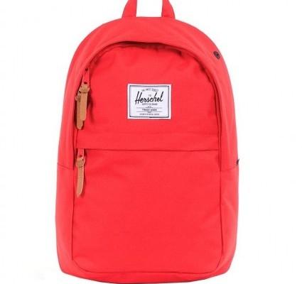 Herschel Red Compact Backpack