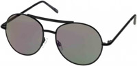 Le Specs Acid Double Sunglasses