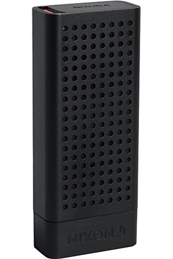 Nixon Black Portable Speakers