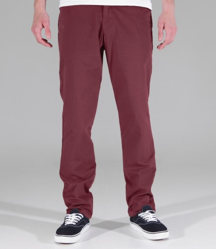 Penguin Originals Burgandy Chinos