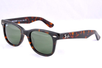 Rayban Wayfarer Black Sunglasses