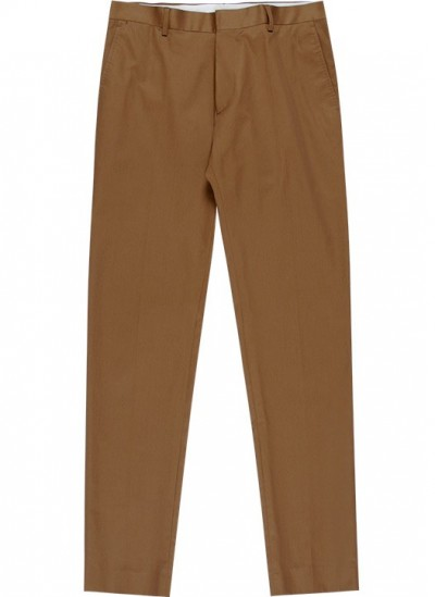 Reiss Bronze Chinos