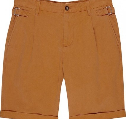 Reiss Tan California Shorts