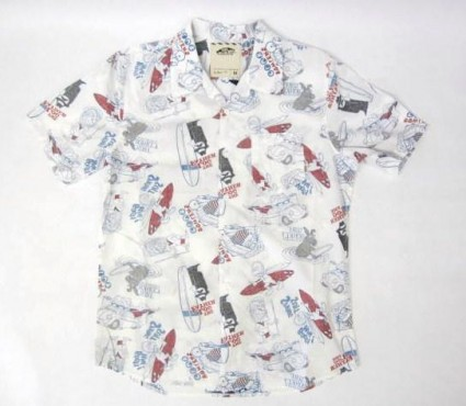 Vans Casual Friday Aloha Shirt