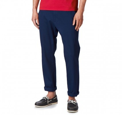 WeSc Navy Kelvin mens chinos