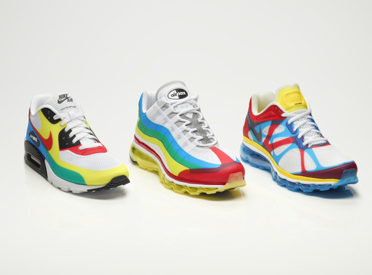 Nike Sportswear What the Max Collection