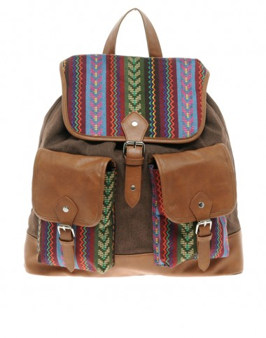 Aztec Pocket Backpack