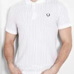 Fred Perry Laurel wreath stitch polo shirt