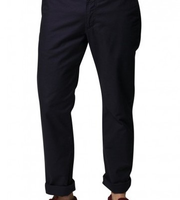 Lee Navy Brooklyn mens chinos