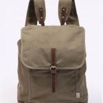 Shore Leave Olive Backpack