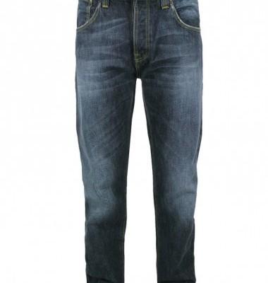 Nudie Organic Indigo Dark Broke Jeans