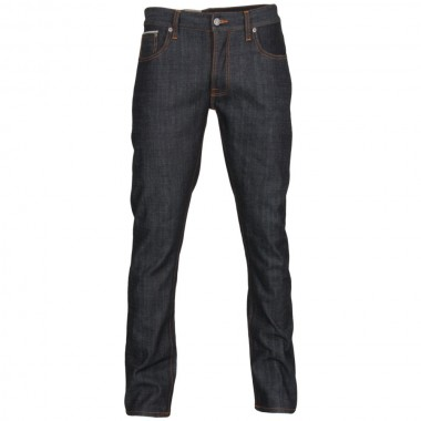 Nudie grim tim selvage raw mens jeans