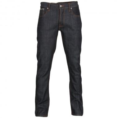 Nudie grim tim selvage raw mens jeans