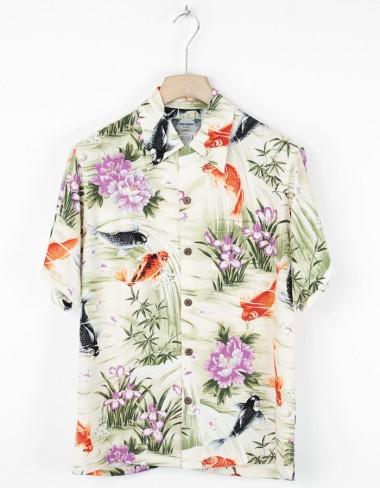 Paradise Found Hawaiian mens shirt