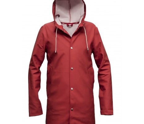 Stutterheim mens raincoat